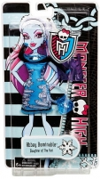 Apranga Mattel Barbie y0397 / y0401 Abbey Bominable Monster High Toys for girls