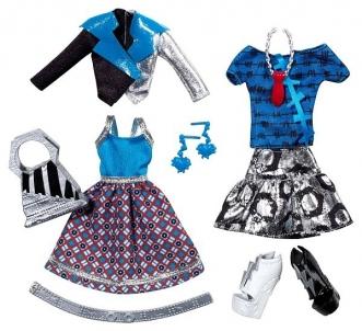 Apranga Mattel Barbie Y0402 / Y0406 Frankie Stein Monster High