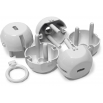 Apsauga kištukinio lizdo, universalus+ raktas ( komplektas 5 vnt +raktas) Jonex ZG-1 Electric fork