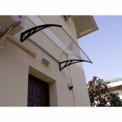 The protective canopy S80 Door canopies