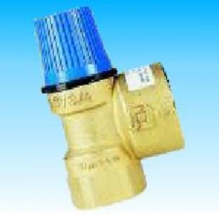 Apsauginis vožtuvas SVW 1 4bar Safety valves