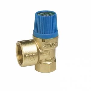Apsauginis vožtuvas SVW 3/4 6bar Safety valves