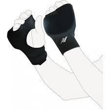Apsaugos karate plaštakai HAND/FIST protector 01 L Karatė - dziudo