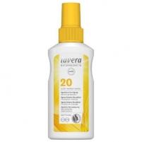 Apsaugos nuo saulės kremas Lavera SPF 20 (Sensitive Sun Spray) 100 ml Sun creams