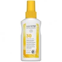 Apsaugos nuo saulės kremas Lavera SPF 30 (Sensitive Sun Spray) 100 ml Sun creams