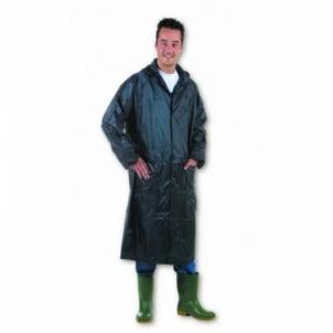Apsiaustas nuo lietaus PVC/nailonas Work raincoats