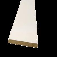 APVADAS LANA BALTAS 60*2200 (1 VNT) Grindjuostės (PVC, MPP, medžio)