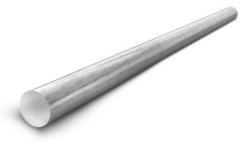 Roud bar, steel 40X DU 50