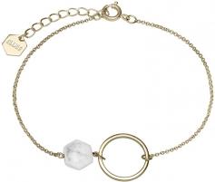 Apyrankė Cluse Gold-plated bracelet CLJ11008