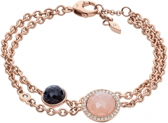 Apyrankė Fossil Beautiful bronze bracelet JF02505791