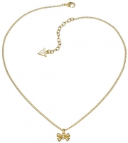 Apyrankė Guess Gold plated necklace with bracelet UBN51412