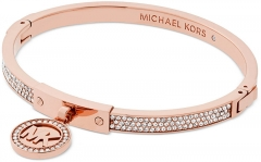 Apyrankė Michael Kors Solid luxury bracelet with crystals MKJ5978791 Apyrankės