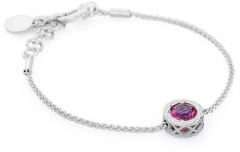 Apyrankė Rosato Silver bracelet Messaggi RMB01 Rokassprādze