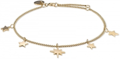 Apyrankė Rosefield Gold-plated bracelet Multi Stars MUSBR-J229