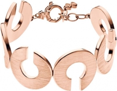 Skagen Exklusivní apyrankė v barvě růžového zlata SKJ0599791 Bracelet