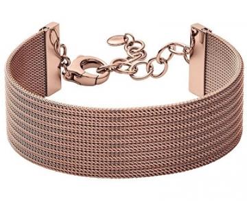 Apyrankė Skagen Luxury bronze bracelet SKJ0953791