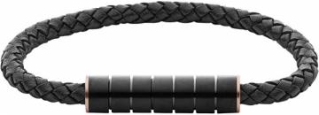 Apyrankė Skagen Men´s leather bracelet SKJM0113998