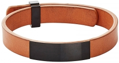 Apyrankė Skagen Men´s leather bracelet SKJM0141001