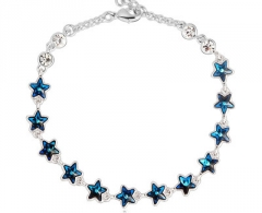 Apyrankė Vicca® Apyrankė Blue Stars OI_340206_blue