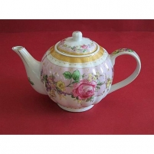 Arbatinukas keramik. 0.8L gėlės KT-112 Kafija un tēja