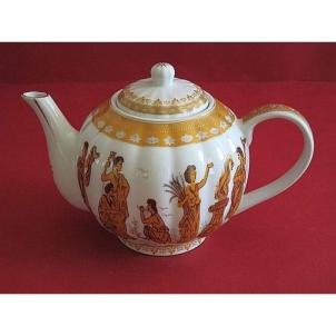 Arbatinukas keramik. 0.8L KT-114 Kafija un tēja