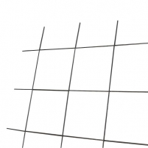 Armatūrinis tinklas 200x200x5 (2.40x6.00) 14.4 kv.m. Mesh reinforcement, concrete networks. retainers