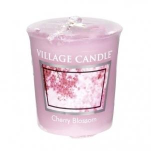 Aromatinė žvakė Village Candle Aromatic Votive Candle (Cherry Blossom) 57 g Kvapai namams