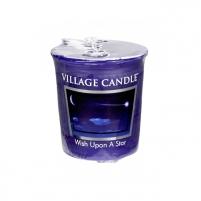 Aromatinė žvakė Village Candle Aromatic Votive Candle Falling Star (Wish Upon a Star) 57 g Kvapai namams
