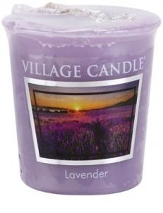 Aromatinė žvakė Village Candle Aromatic Votive Candle Lavender (Lavender) 57 g Kvapai namams