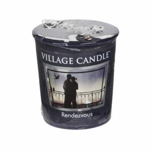 Aromatinė žvakė Village Candle Aromatic Votive Candle Rande (Rendezvous) 57 g Kvapai namams