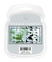 Aromatinė žvakė Village Candle Soluble wax in aromalamp Birch (Smoked Birch) 62 g Kvapai namams