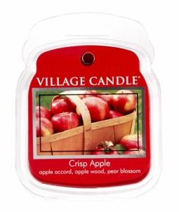 Aromatinė žvakė Village Candle Soluble wax in aromalamp Fresh apple (Crisp Apple) 62 g Kvapai namams