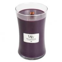 Aromatinė žvakė WoodWick Scented candle vase Fig 609,5 g