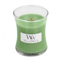 Aromatinė žvakė WoodWick Scented candle vase Hemp & Ivy 85 g Kvapai namams