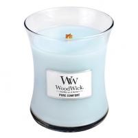 Aromatinė žvakė WoodWick Scented candle vase Pure Comfort 275 g Kvapai namams