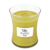 Aromatinė žvakė WoodWick Scented candle vase Willow 275 g Kvapai namams