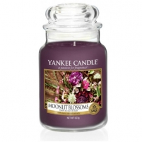 Aromatinė žvakė Yankee Candle (Moonlit Blossoms) 623 g Ароматы для дома
