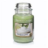Aromatinė žvakė Yankee Candle (Vanilla Lime) 623 g Ароматы для дома