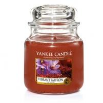 Aromatinė žvakė Yankee Candle (Vibrant Saffron) 104 g