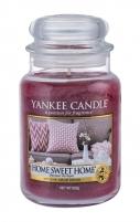Aromatinė žvakė Yankee Candle Home Sweet Home Scented Candle 623g Kvapai namams