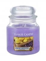 Aromatinė žvakė Yankee Candle Lemon Lavender Scented Candle 411g Ароматы для дома