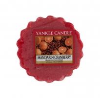 Aromatinė žvakė Yankee Candle Mandarin Cranberry Scented Candle 22g Kvapai namams