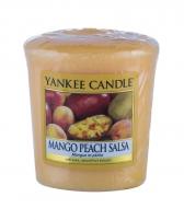 Aromatinė žvakė Yankee Candle Mango Peach Salsa Scented Candle 49g Kvapai namams