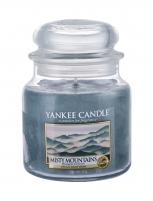 Aromatinė žvakė Yankee Candle Misty Mountains Scented Candle 411g Ароматы для дома
