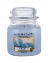 Aromatinė žvakė Yankee Candle Sea Air Scented Candle 411g Kvapai namams
