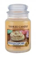 Aromatinė žvakė Yankee Candle Vanilla Cupcake Scented Candle 623g Ароматы для дома