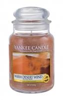 Aromatinė žvakė Yankee Candle Warm Desert Wind Scented Candle 623g Ароматы для дома