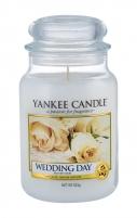 Aromatinė žvakė Yankee Candle Wedding Day Scented Candle 623g Kvapai namams