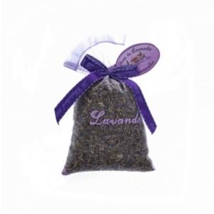 Aromatizatorius Le Chatelard Dried lavender and leandante flowers in organe 25 g Kvapai namams