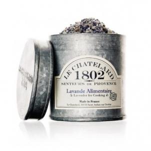 Aromatizatorius Le Chatelard Dried lavender flowers in a zinc box of 300 ml Kvapai namams